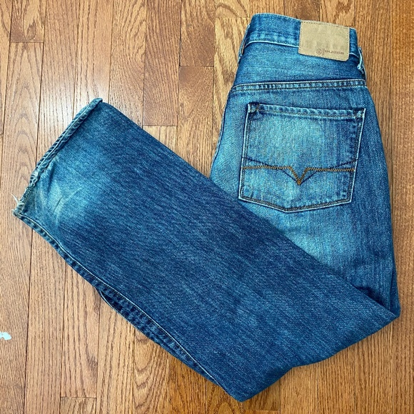 Guess Other - Guess Jeans Dean - Relaxed Fit - Men's 32x32